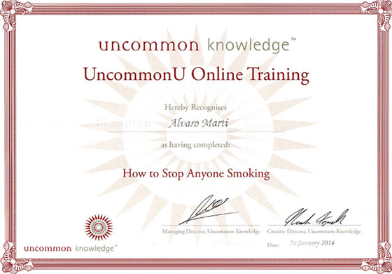 Uncommon Knowledge - How to Stop Anyone Smoking