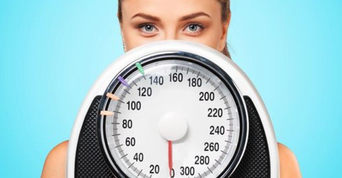 Para adelgazar olvídate de tu peso