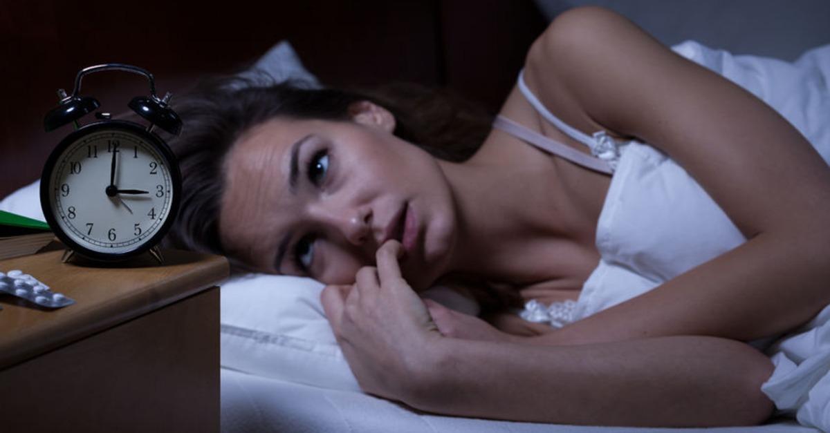 ¿Que llegó primero la ansiedad o el insomnio?